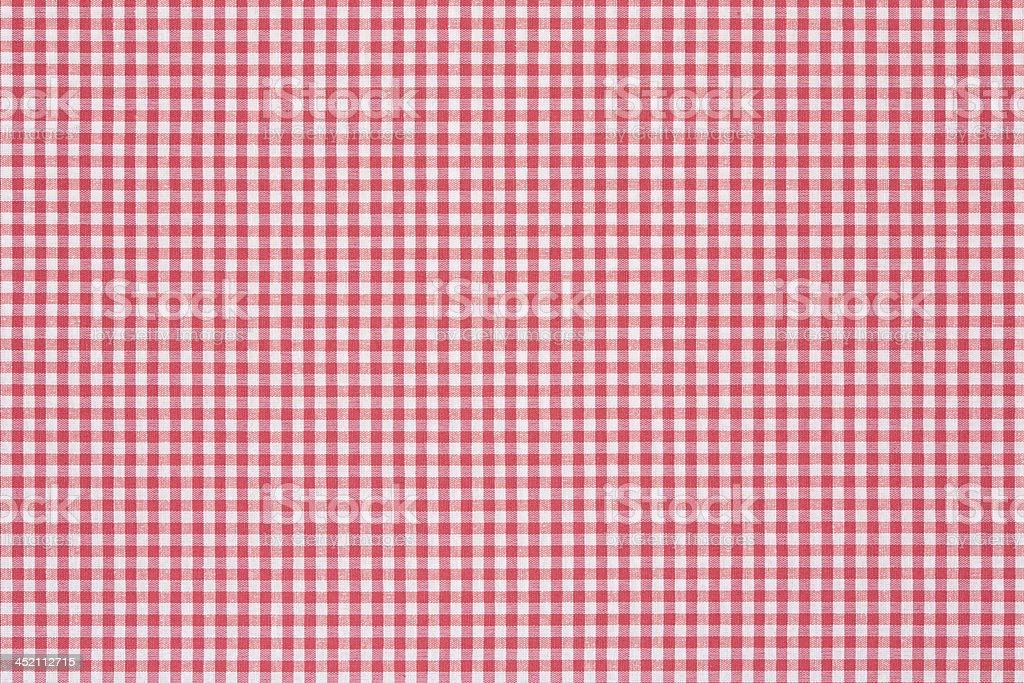 rojo y manteles blancos textura de fondo foto de stock libre de derechos