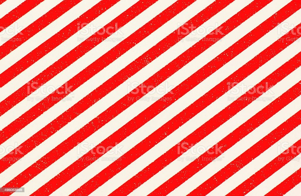 Red and white stripes background stock photo