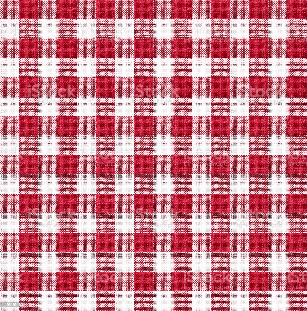 red and white tablecloth texture wallpaper royalty-free stock photo