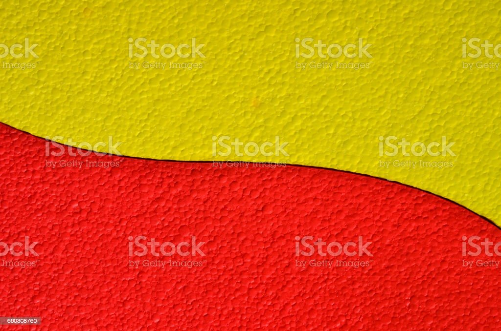 Red and yellow background stock photo