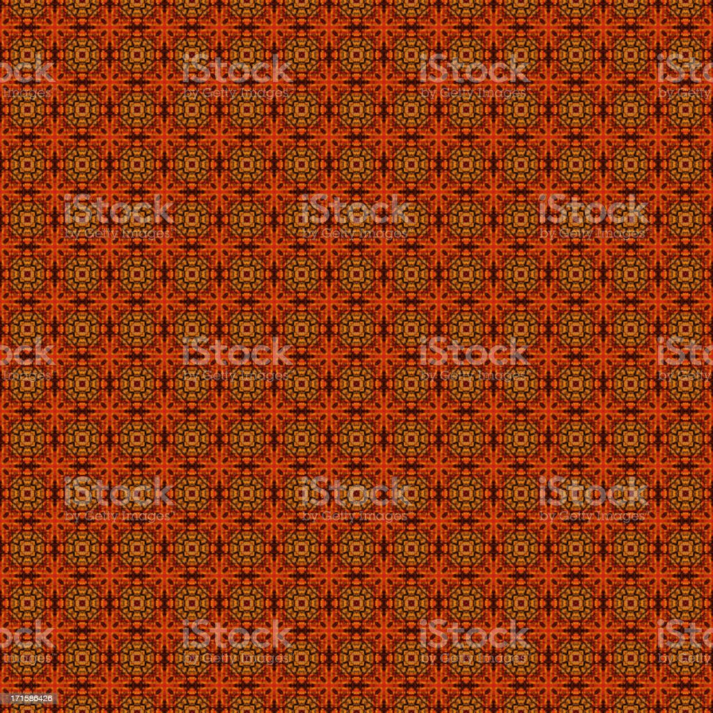 Red and Yellow Textile Pattern | Wallpaper Designs, Fabrics royalty-free stock photo