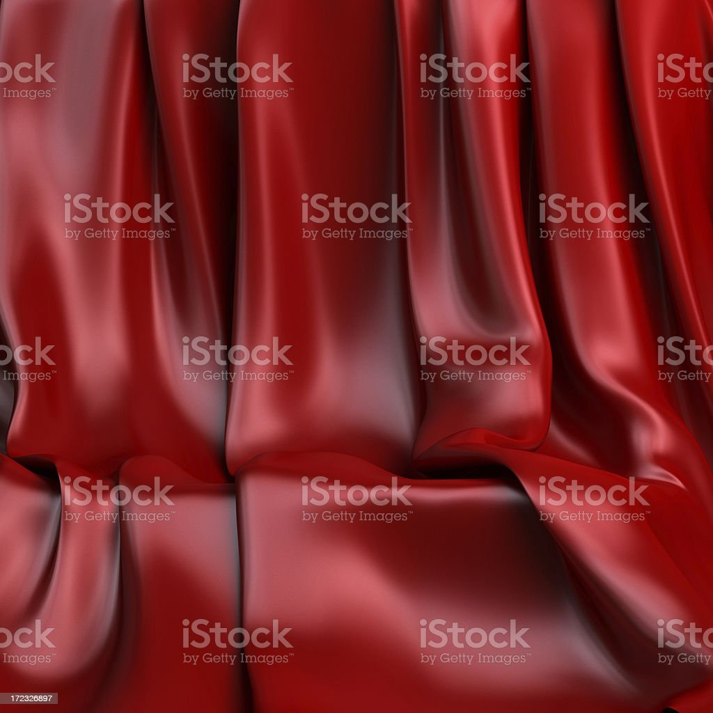 Red background for a still-life royalty-free stock photo