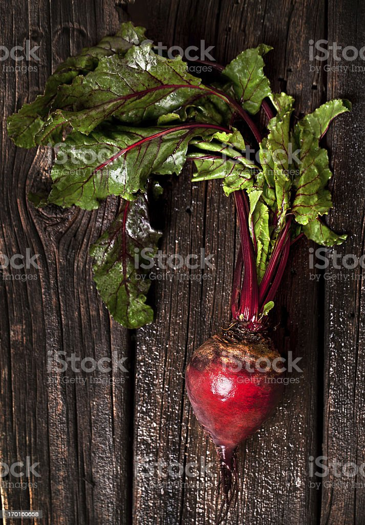 Red Beet Root royalty-free stock photo