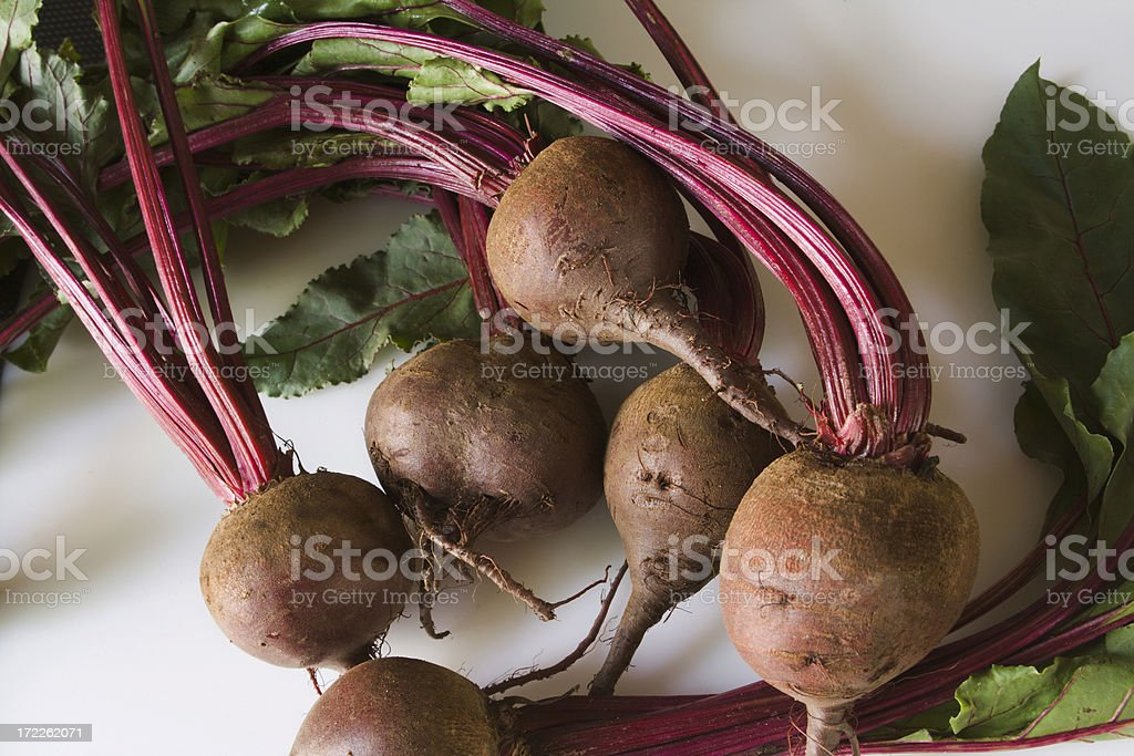 Red Beets Dance royalty-free stock photo