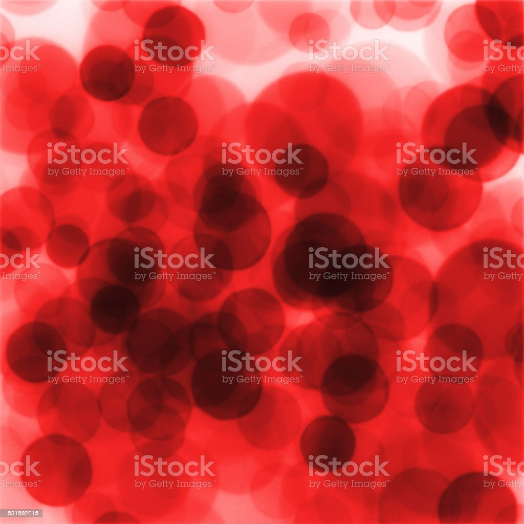 Red blood cells background stock photo