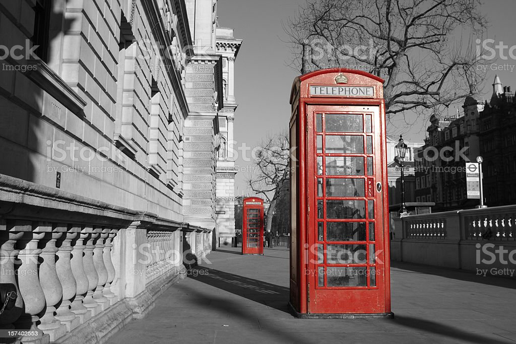Red Boxes royalty-free stock photo