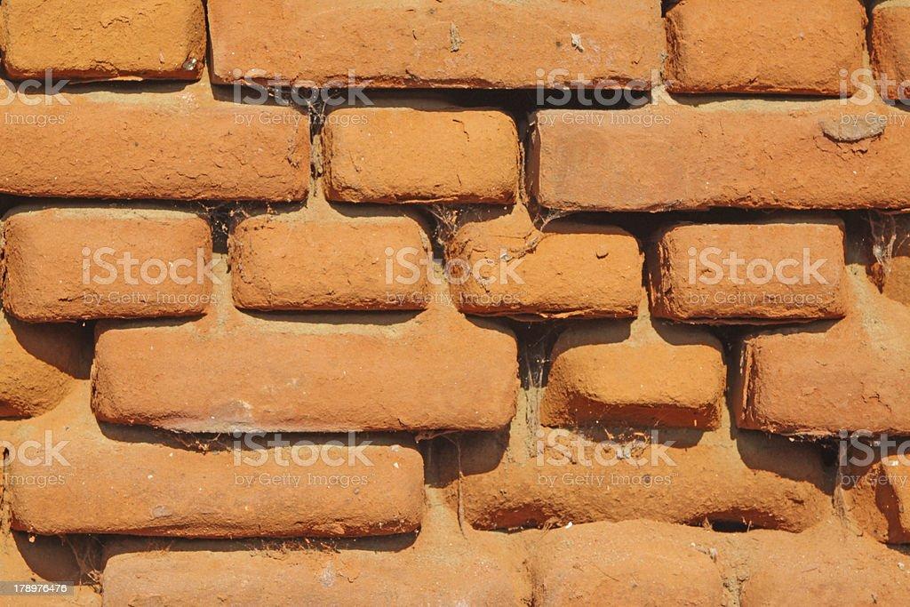 red brick royalty-free stock photo