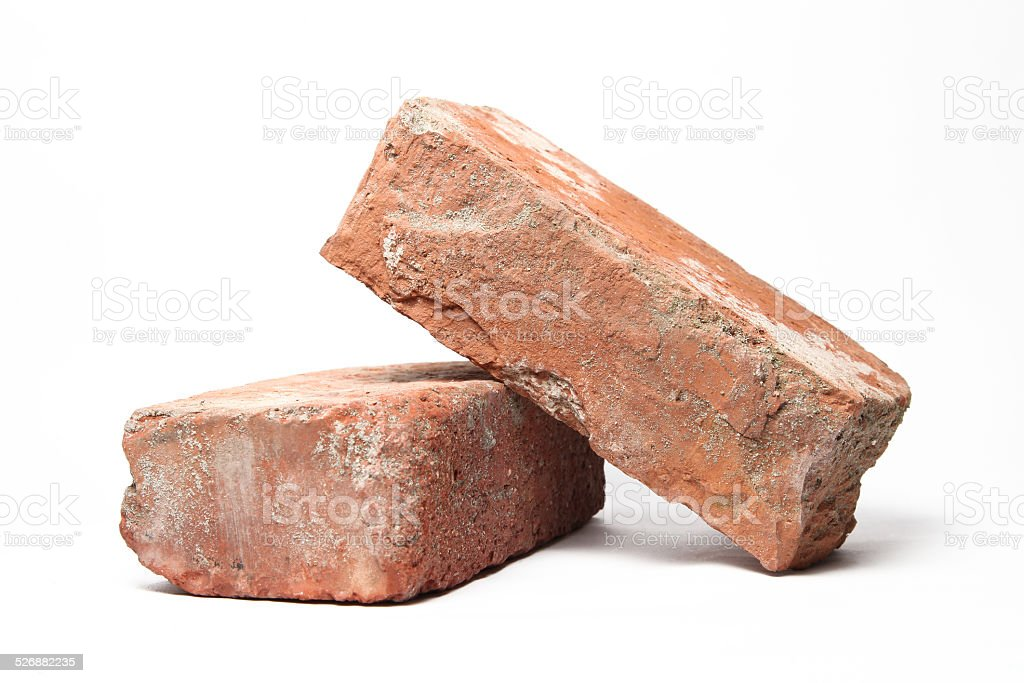 Red Brick stock photo