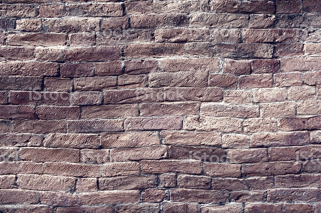 red brick wall background royalty-free stock photo