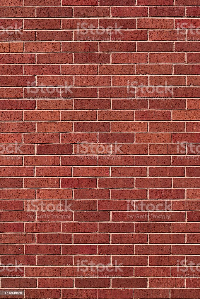 Red Brick Wall Background - XXXL Photo stock photo