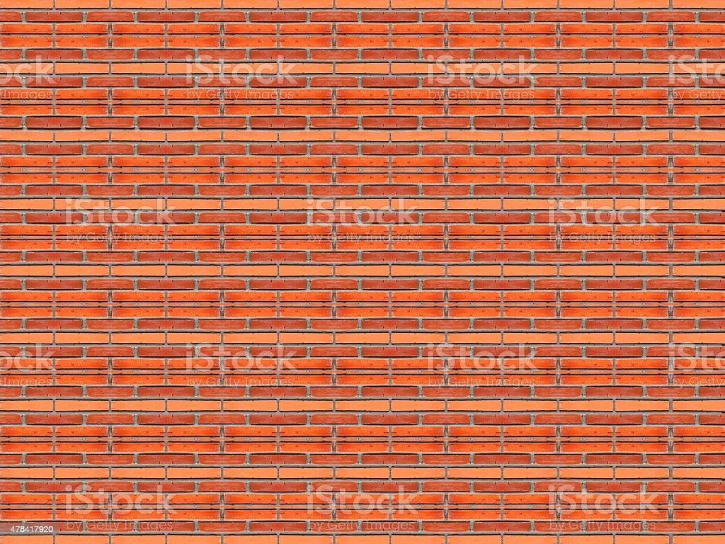 red brick wall pattern royalty-free stock photo