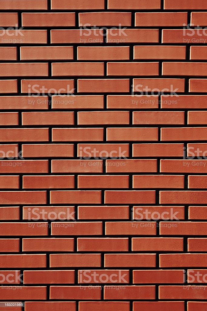 red brick wall texture royalty-free stock photo