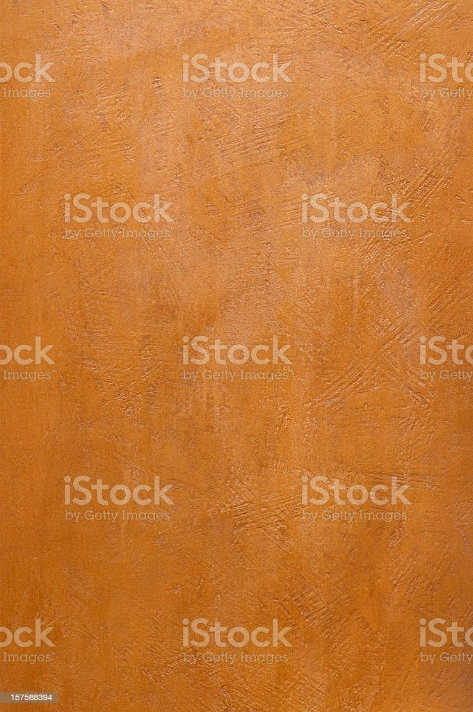 Red brown bronze metal plate textured surface full frame stock photo
