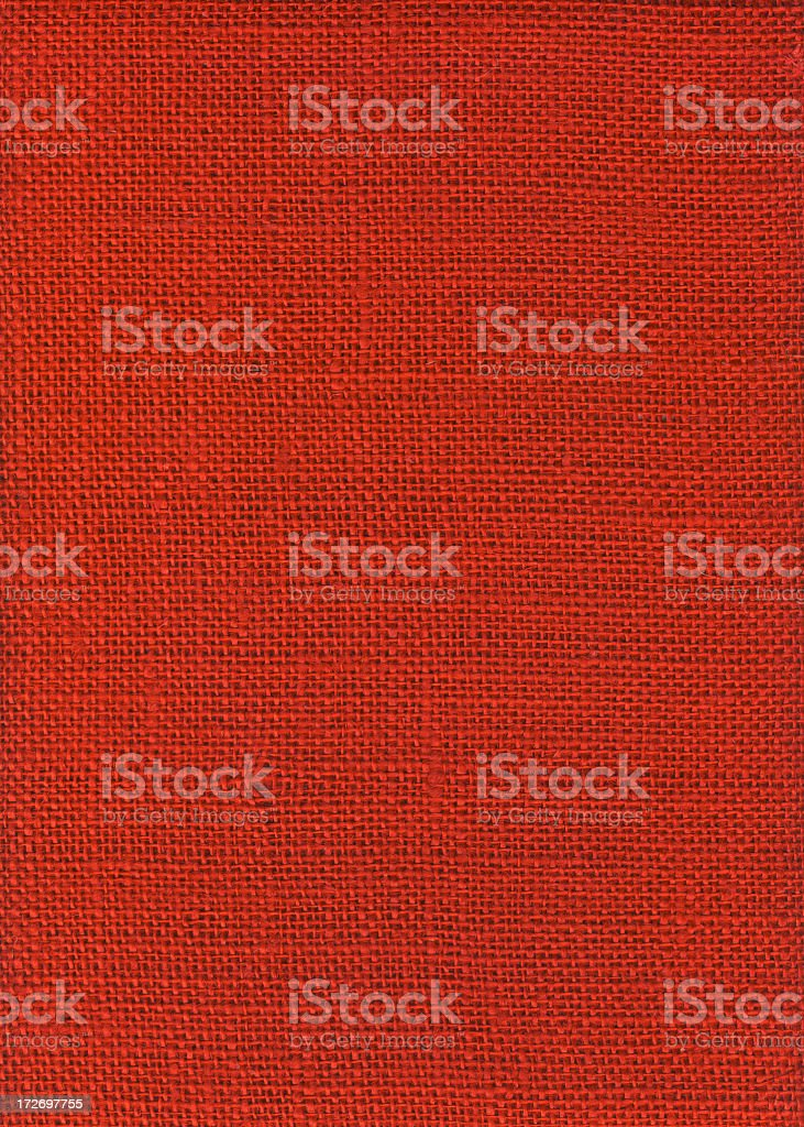 Red Canvas Background royalty-free stock photo