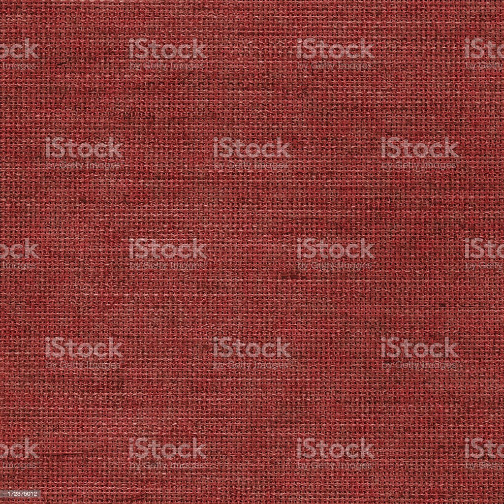 red canvas texture royalty-free stock photo