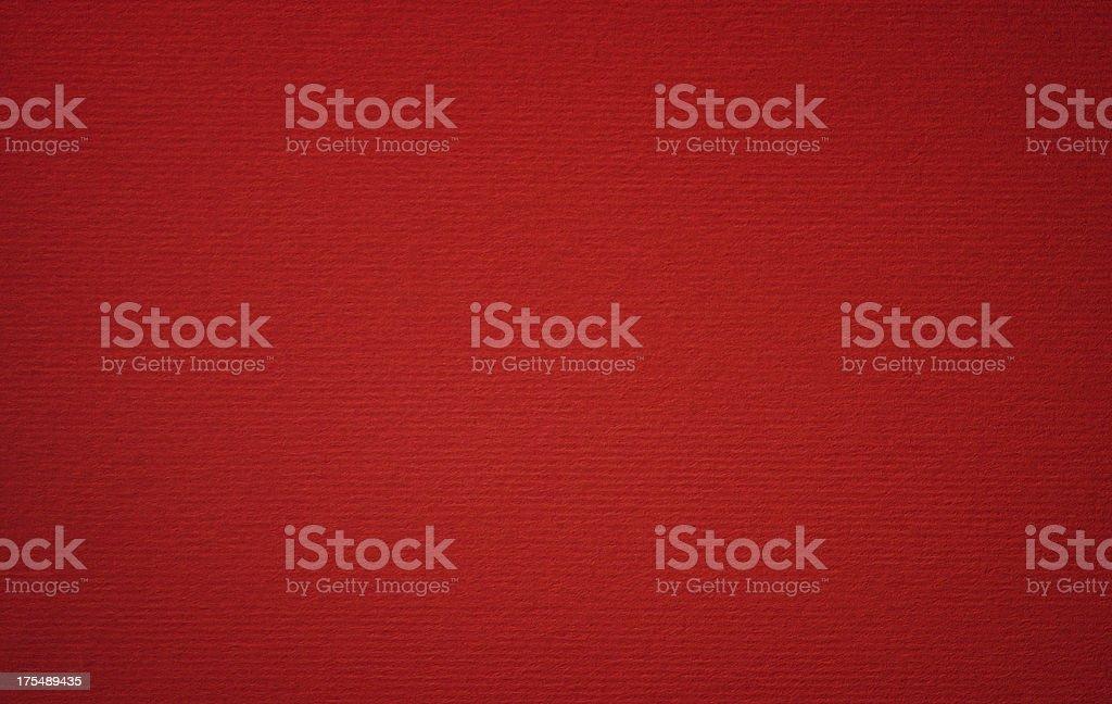 Red Cardboard stock photo