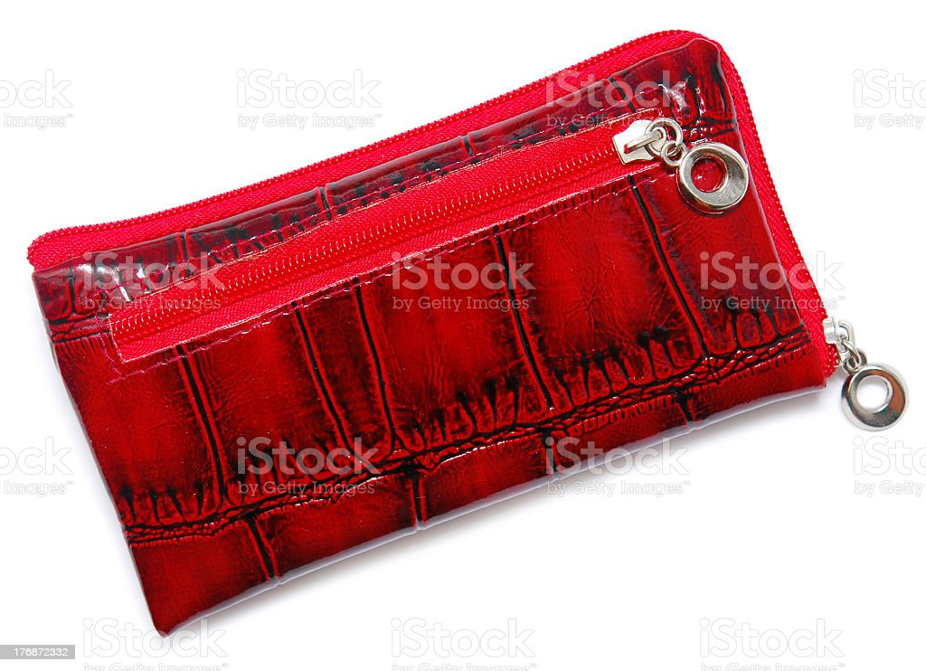 red case royalty-free stock photo