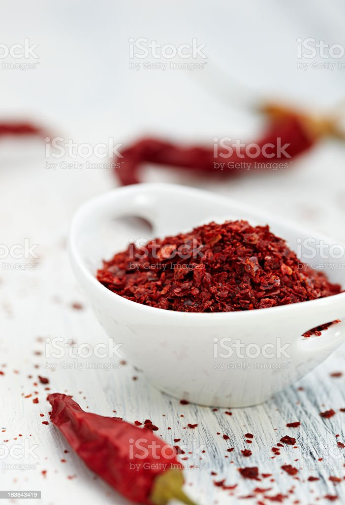 Red Chili Pepper royalty-free stock photo