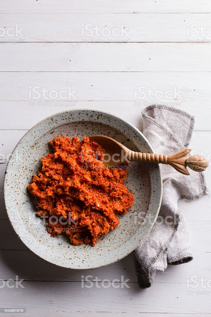Red Chilli Curry stock photo