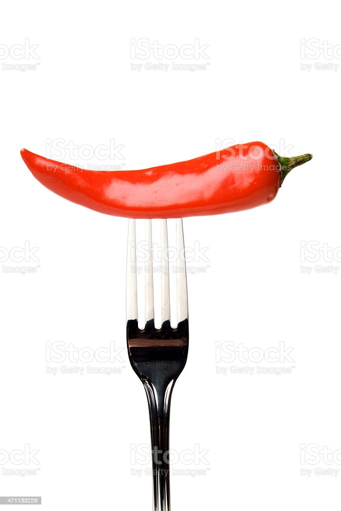 Red Chilli royalty-free stock photo