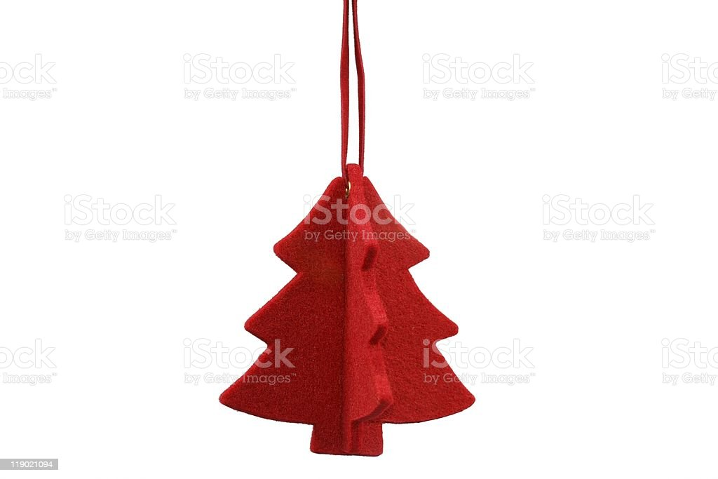 Rot Christmas Tree – Foto