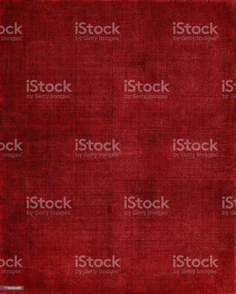 Red Cloth Background royalty-free stock photo