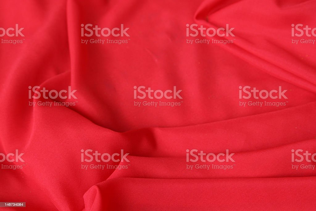 Red Cloth royalty-free stock photo