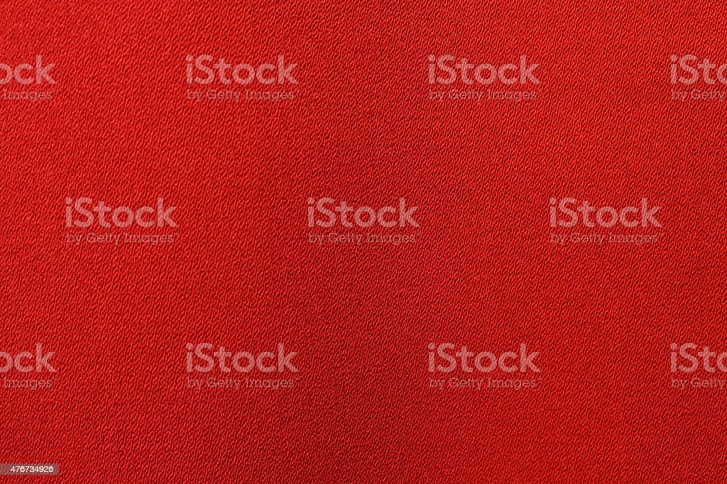 Red cloth stock photo