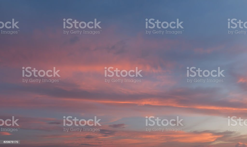 Red Cloud background stock photo