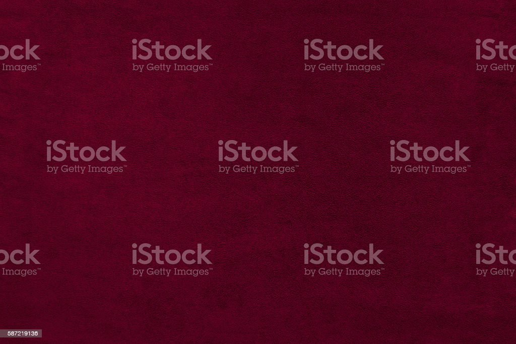 Red color velvet texture background stock photo