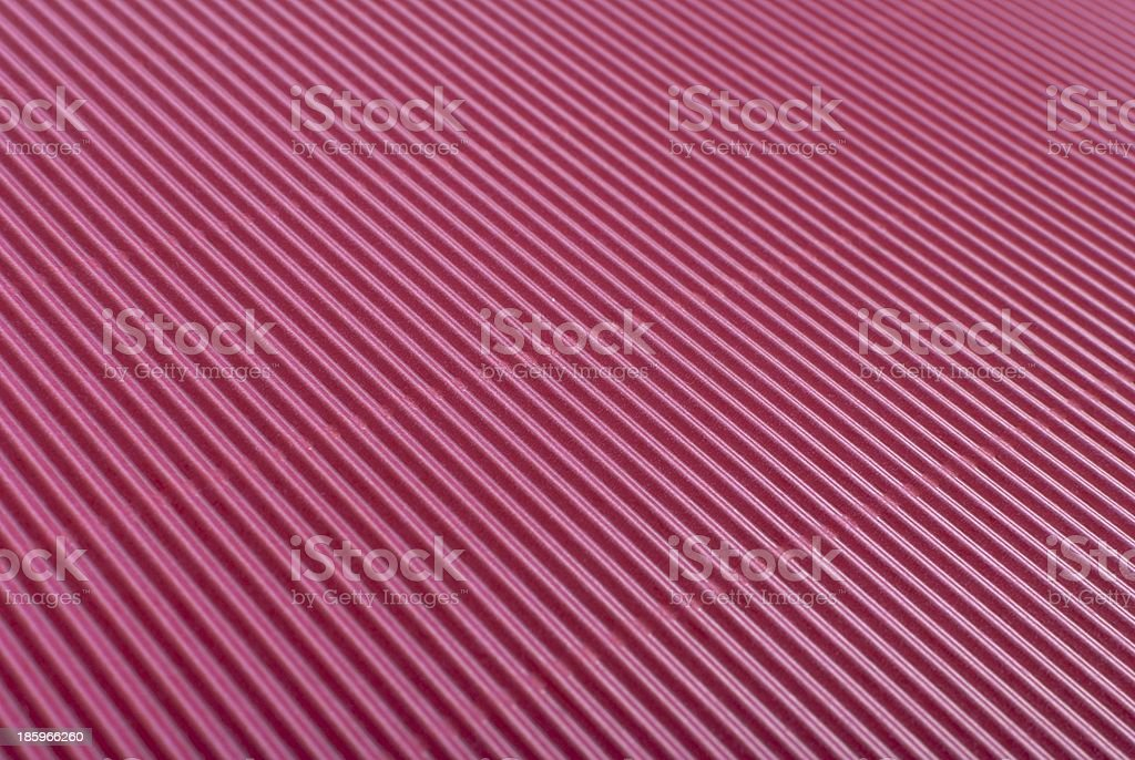 red corrugated royalty-free stock photo