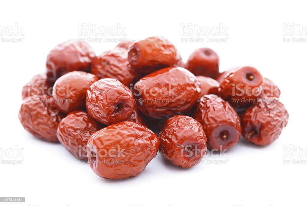 red date on white royalty-free stock photo