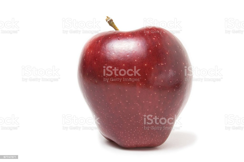 Red Delicious royalty-free stock photo