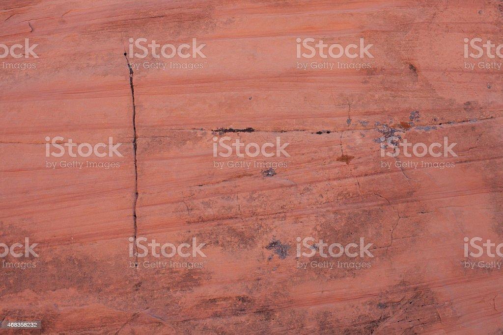 Красная Пустыня рок стена Стоковые фото Стоковая фотография