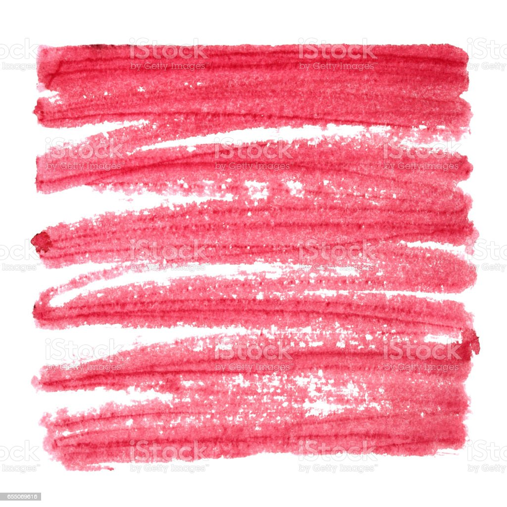 Red doodle background stock photo