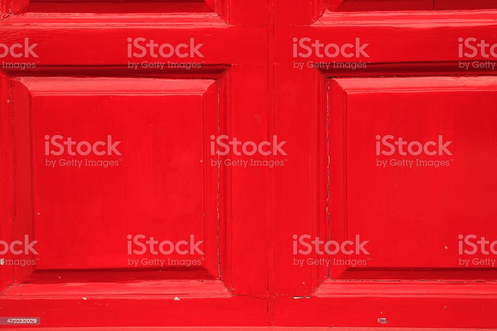 red door surface detail royalty-free stock photo