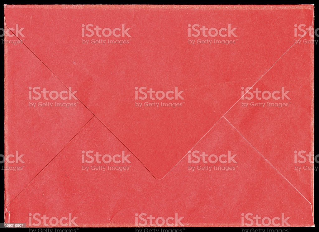 Red Envelope background textured stock photo