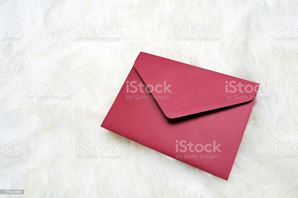 Red Envelope royalty-free stock photo