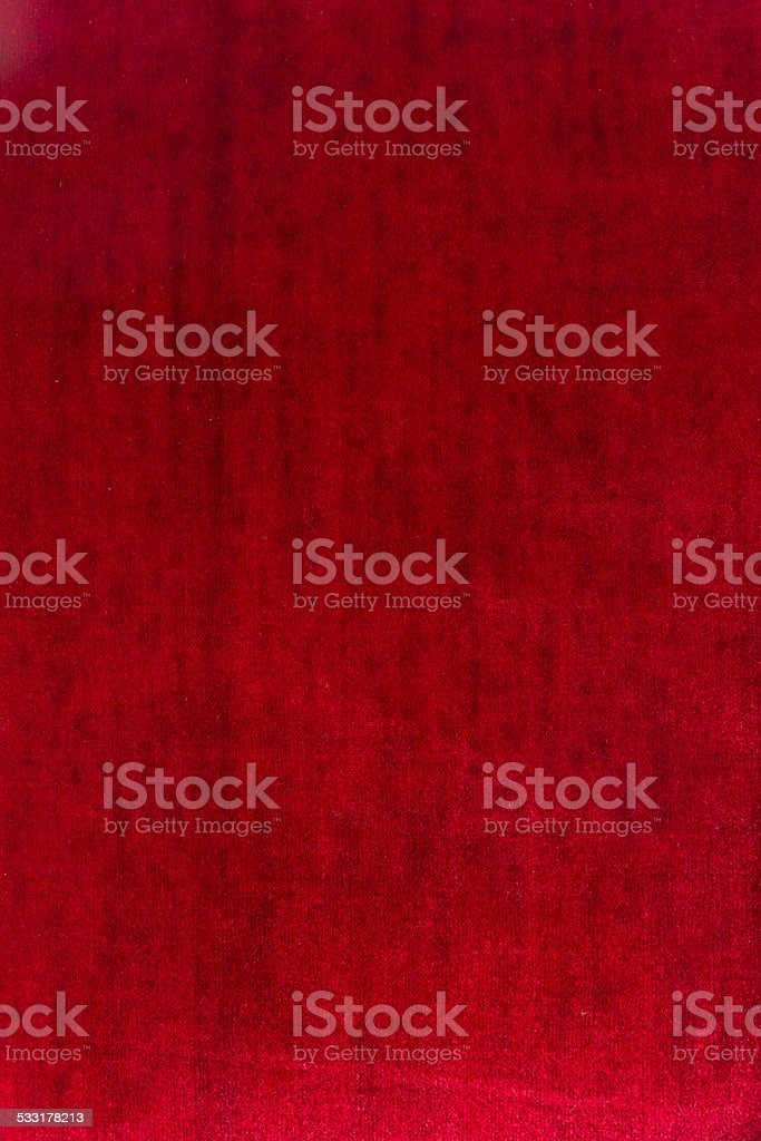 Red fabric cloth texture stock photo