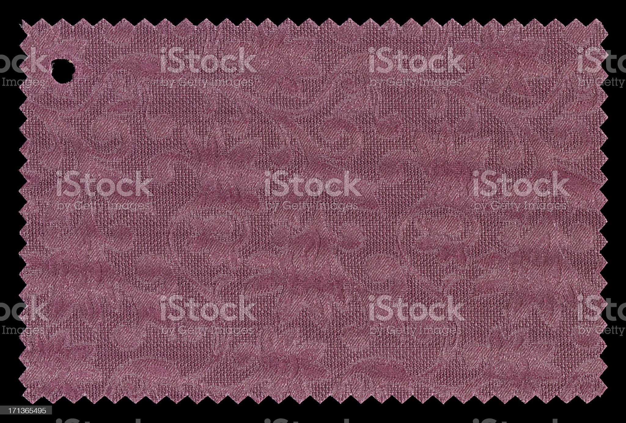 Red Fabric Swatch textured background royalty-free stock photo