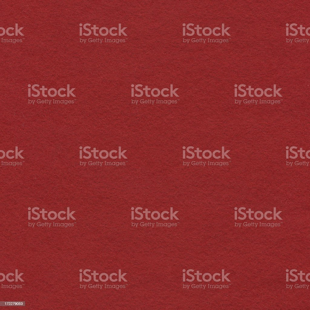 High resolution red felt stock photo