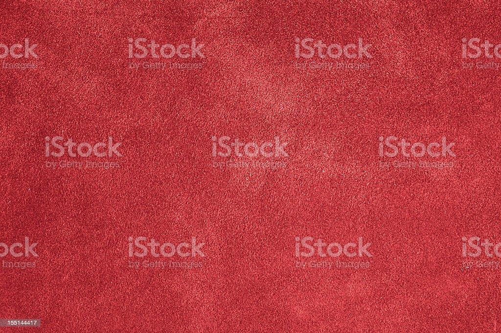 red felt, plush, carpet or velvet background stock photo