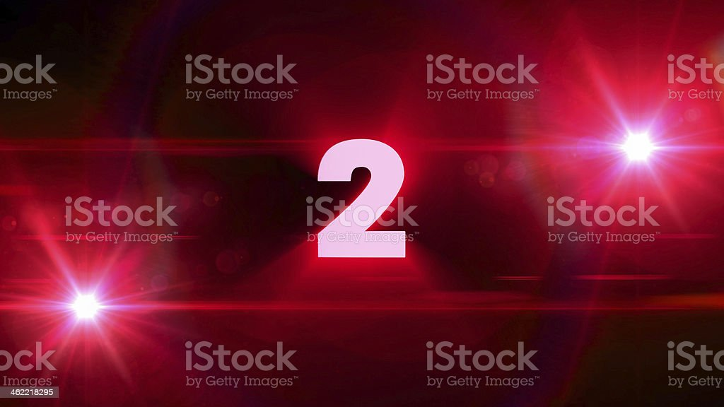red flare 2 background royalty-free stock photo