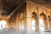 Red Fort (Lal Qila) - World Heritage Site. Delhi, India