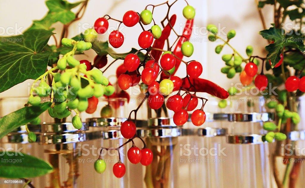 De frutas rojas  foto de stock libre de derechos