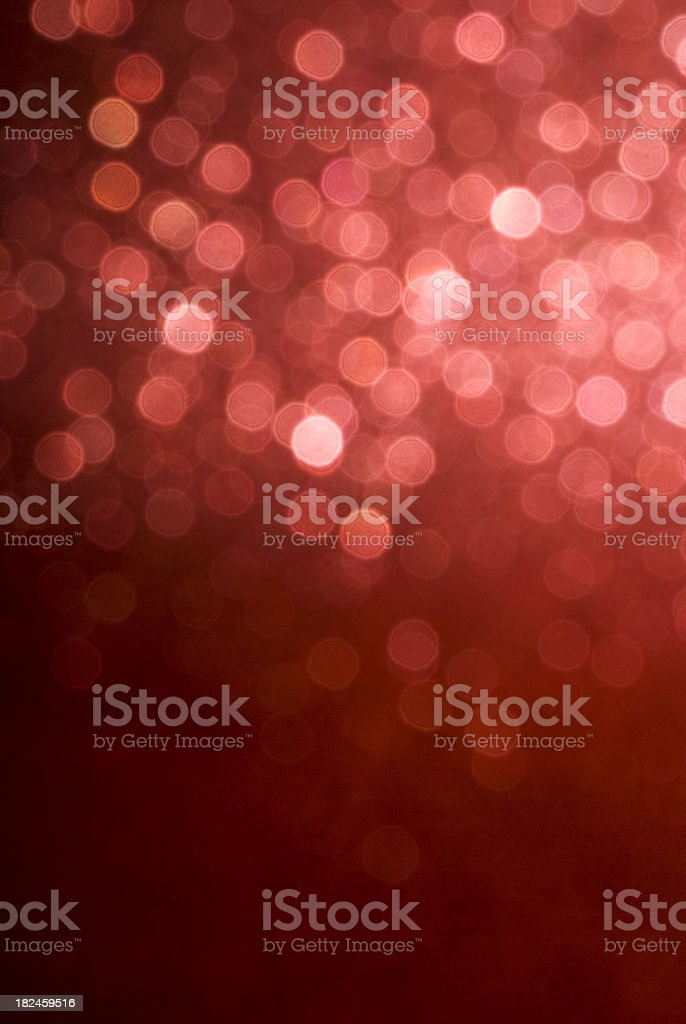 red glitter defocused royalty-free stock photo