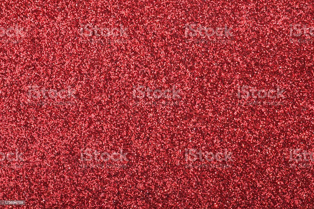 Red glittery texture background royalty-free stock photo
