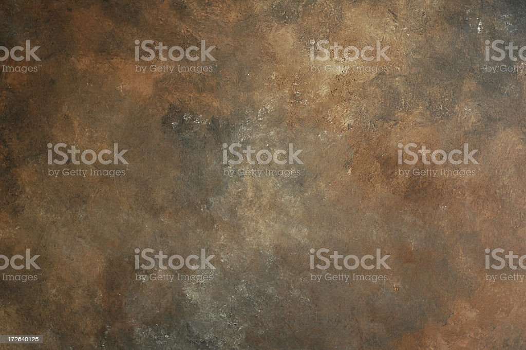 Red grey and brown Painted Canvas background stock photo