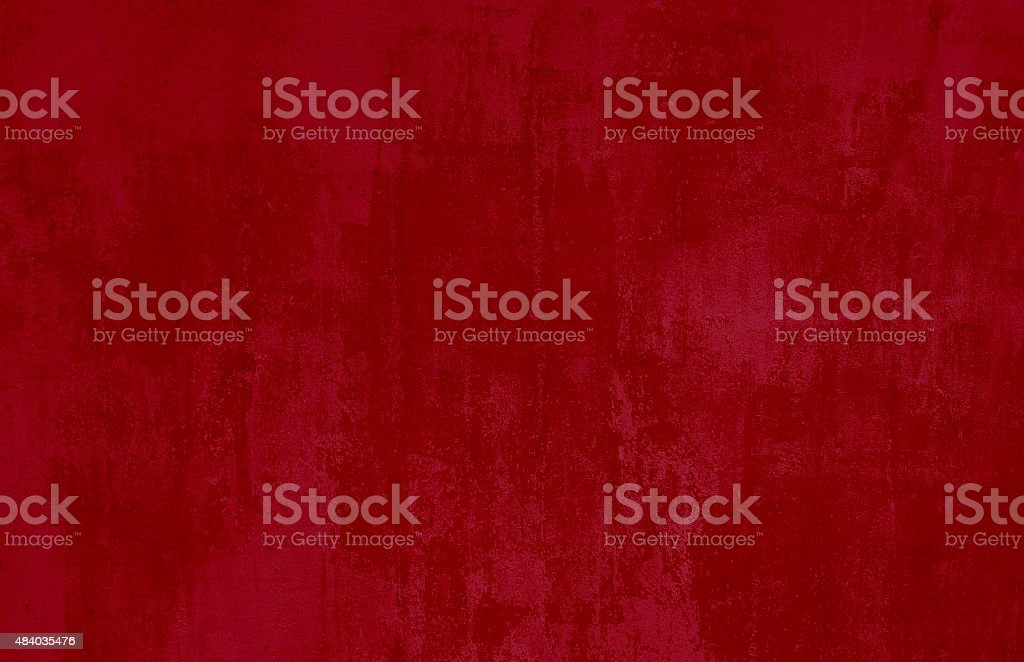 Red grunge Background of stone wall stock photo