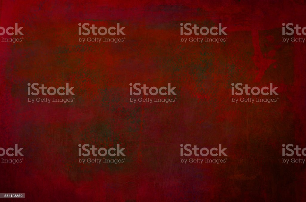 red grunge background stock photo